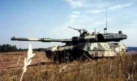 Современные танки украины