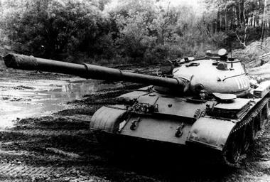 Средний танк т 62